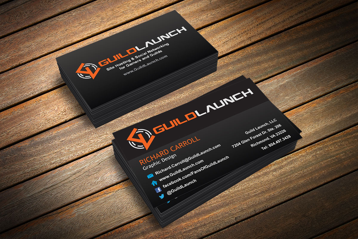 Urbanstudios richard carroll uiuxgraphic design portfolio promotional material i have experience designing business cards reheart Images